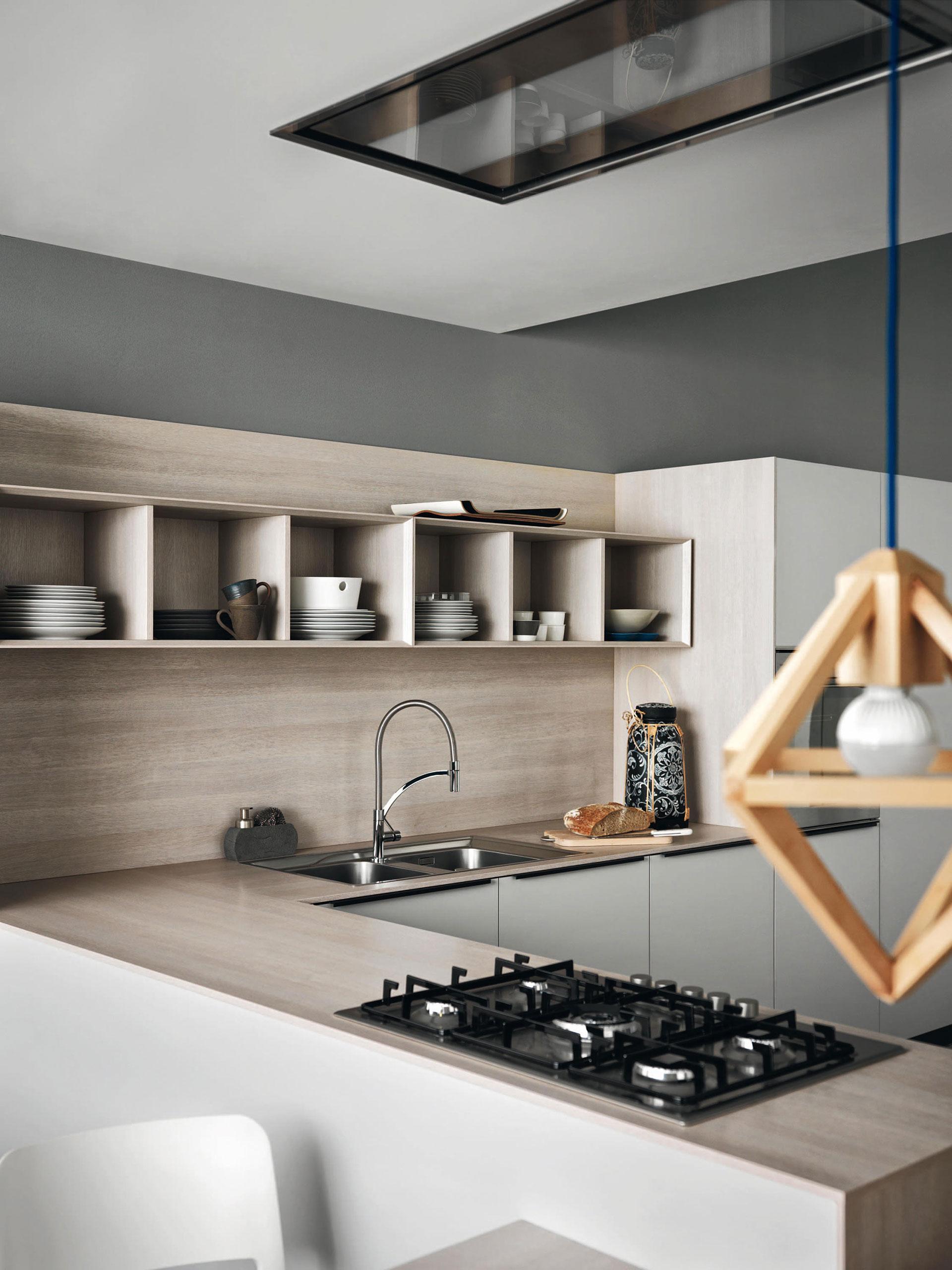 GI.Emme cucine quarrata - cucine di design con finiture esclusive