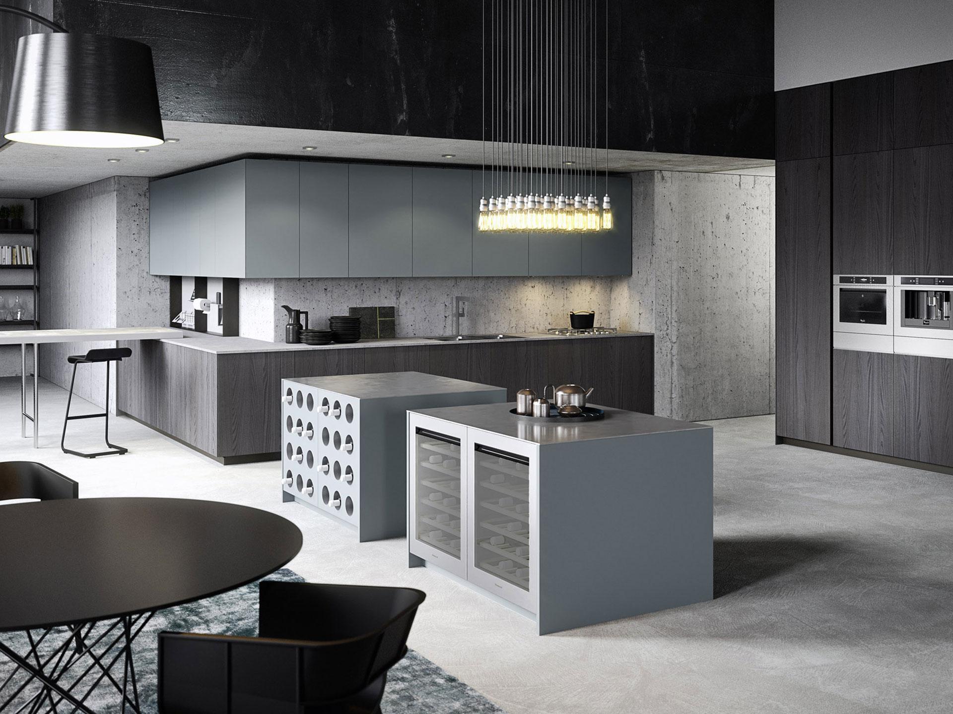 GI.Emme cucine quarrata - Soluzione ergonomiche e di design per la cucina